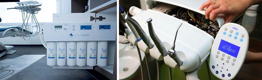 ремонт стоматологических установок